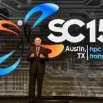 Alan Alda Gives Inspiring Keynote to Open SC15 in Austin Today