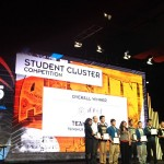 Reminder: Team Applications for Student Cluster Competition Due Friday, April 22