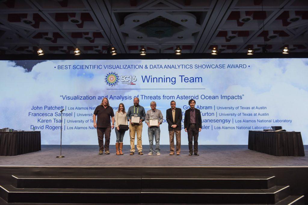 SciViz Award