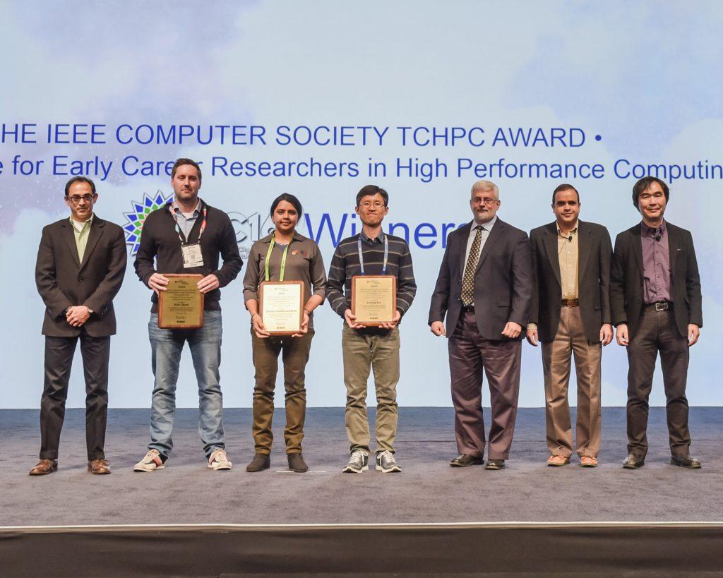 TCHPC Award