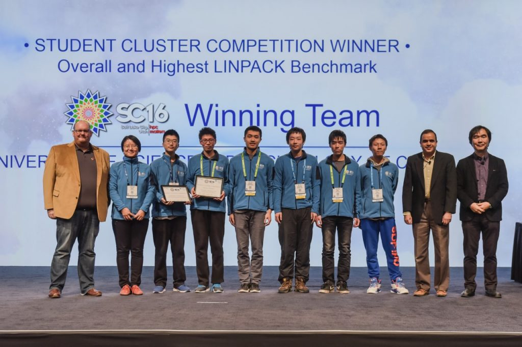 Student Cluster Competition