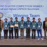 China's University of Science and Technology Team Sweeps SC16 Student Cluster Competition